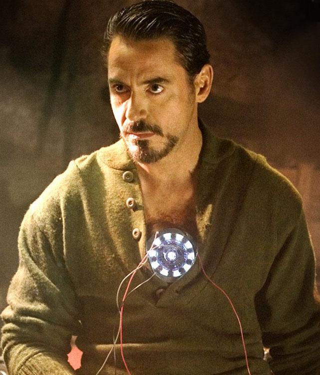Tony Stark Halloween Costume.Math Goes Pop Math Halloween Part 4