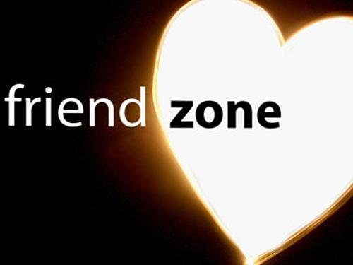 Online dating friend zone